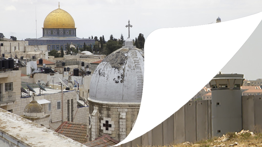HOMELAND INSECURITY • part 2: Jerusalem Revealed project video thumbnail