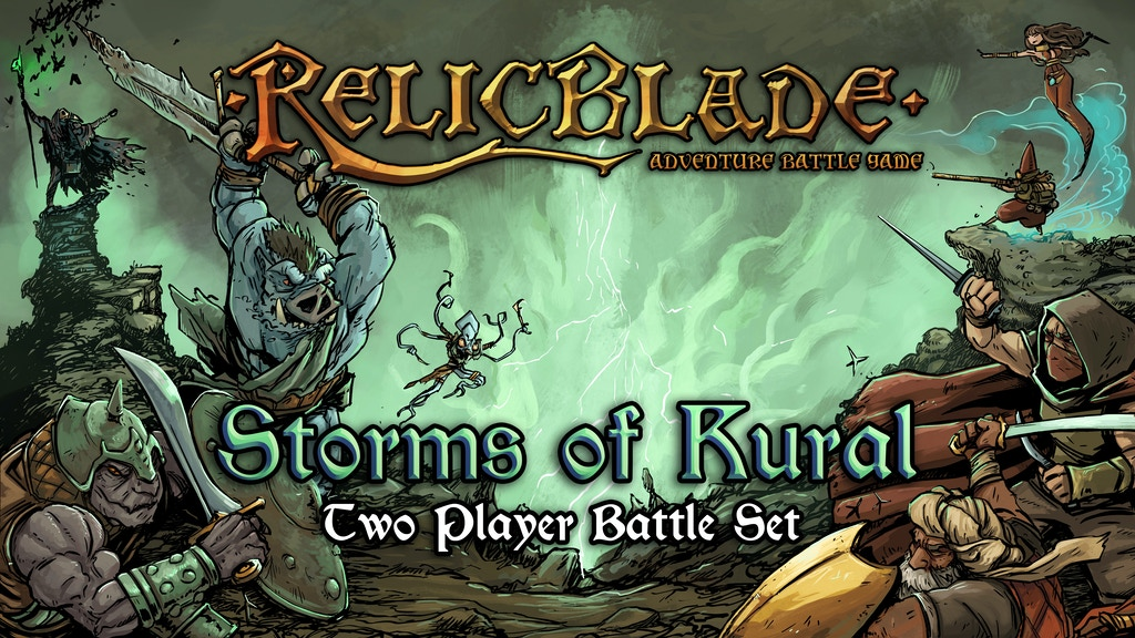 Relicblade: Storms of Kural project video thumbnail