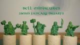 Bell Miniatures 28mm Fantasy Dwarfs thumbnail