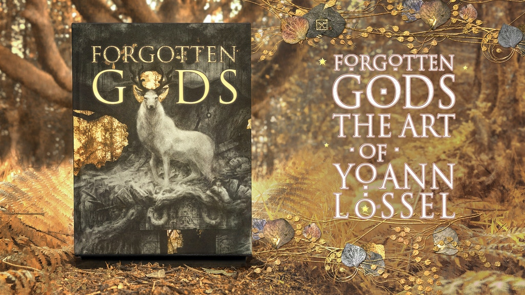 Forgotten Gods - The Art of Yoann Lossel project video thumbnail