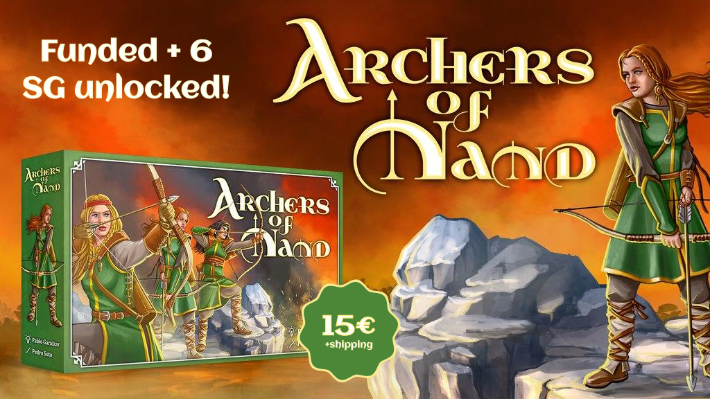 Archers of Nand: fight orcs using... SQL! (solo/competitive) project video thumbnail