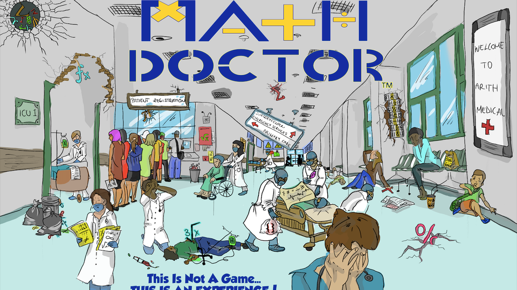 Project image for Math Doctor Board Game