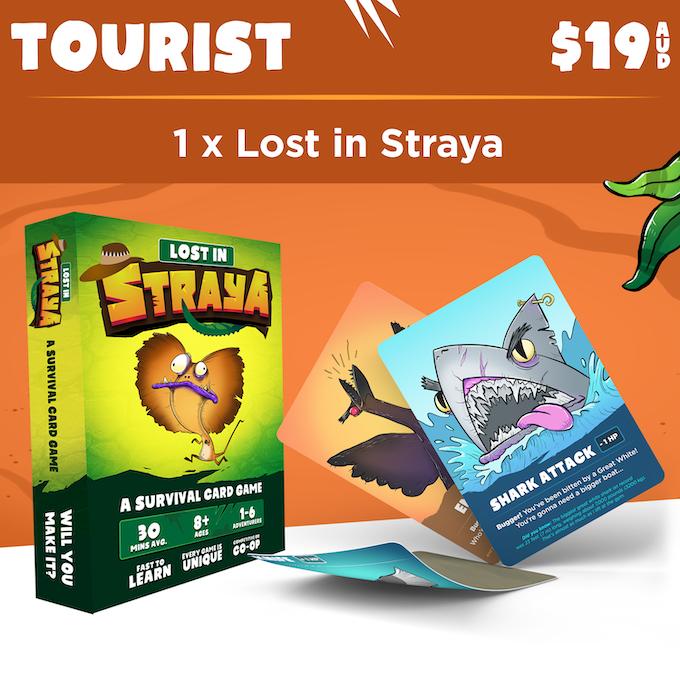 Lost In Straya