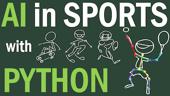 AI in Sports with Python (video course)