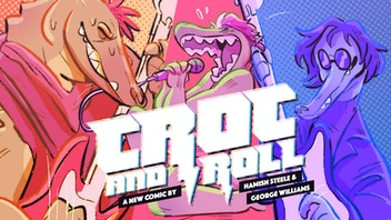 Croc and Roll: Issue 1