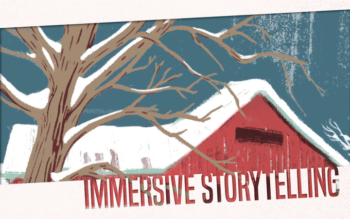 Immersive Storytelling Header
