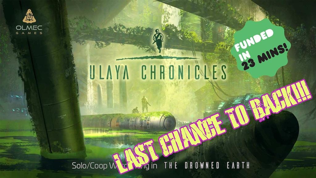 Ulaya Chronicles: Cooperative Wargame project video thumbnail