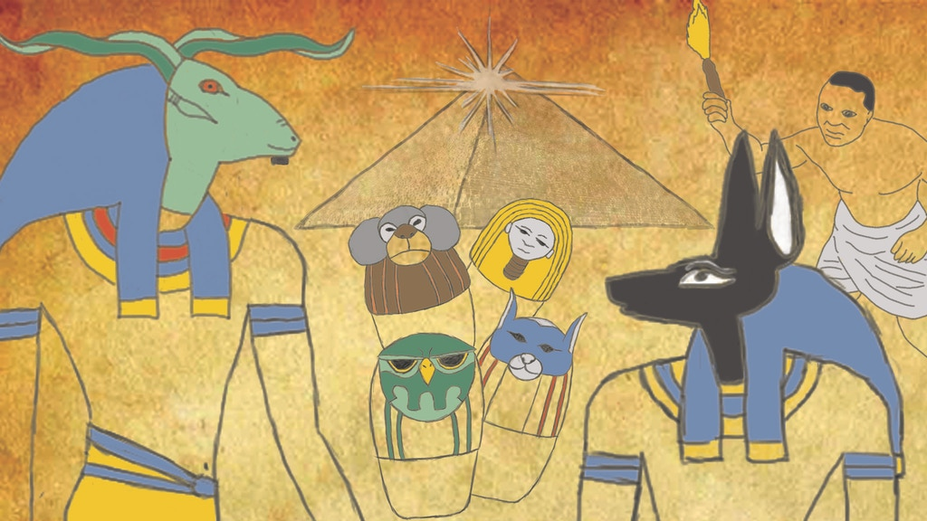 The Pyramid of Khufu project video thumbnail
