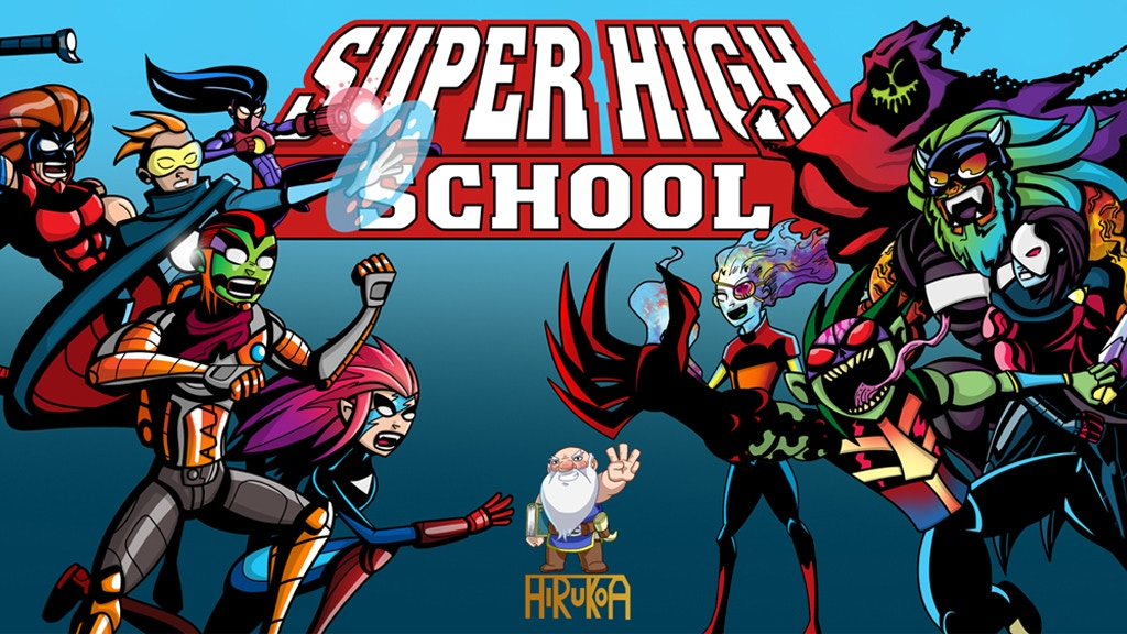Project image for Super High School RPG