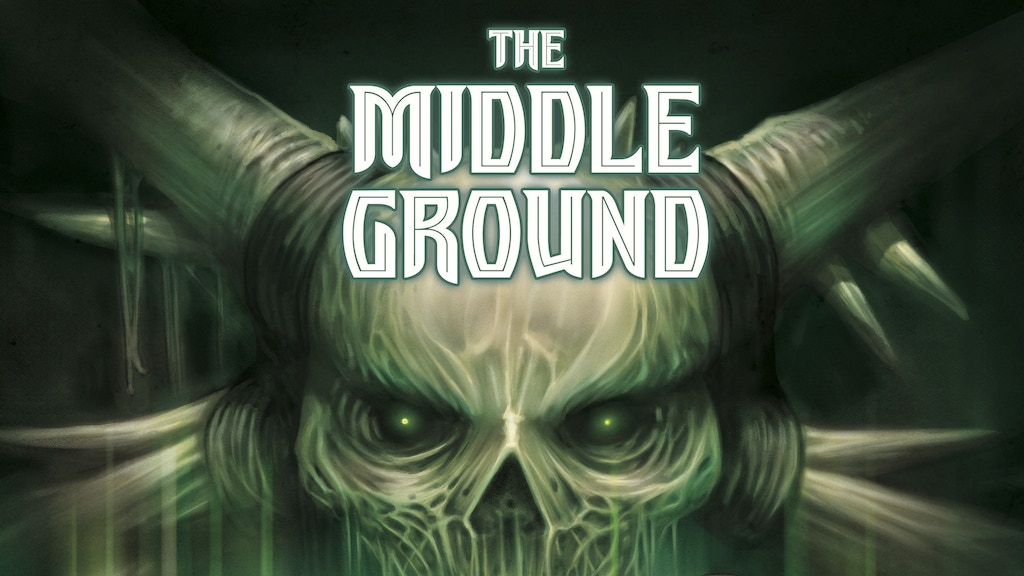 Project image for The Middle Ground Issue 1
