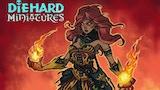 Diehard Miniatures: Wizards and their Magics! thumbnail