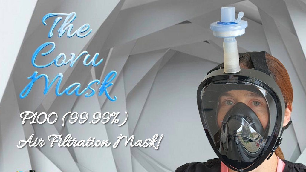 The Covu Mask: The Evolution of air Filtration!