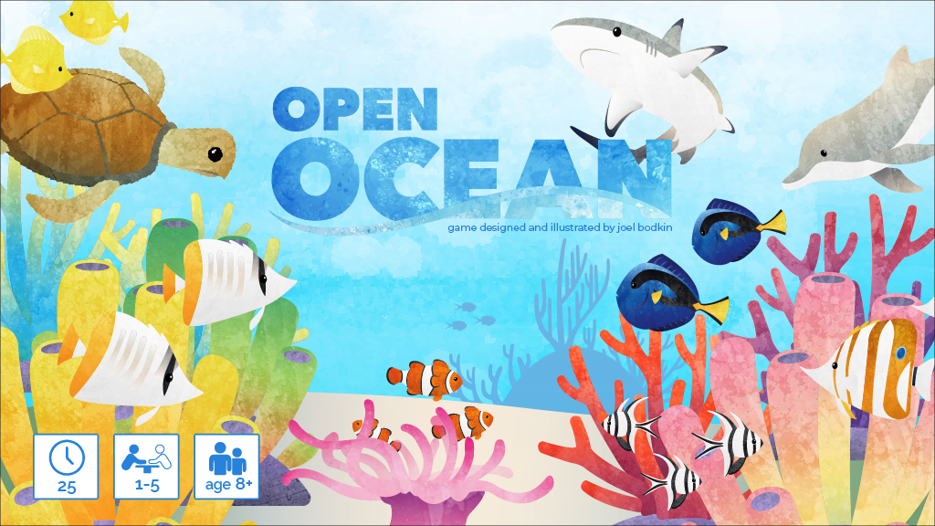 Open Ocean project video thumbnail