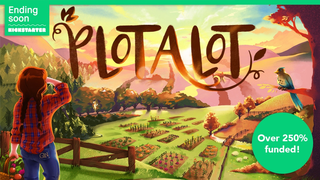 Plotalot – a new card game for the whole family! project video thumbnail