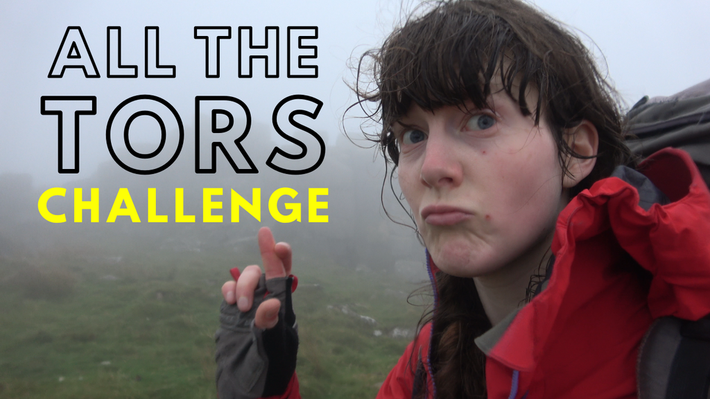 All the Tors Challenge Book project video thumbnail