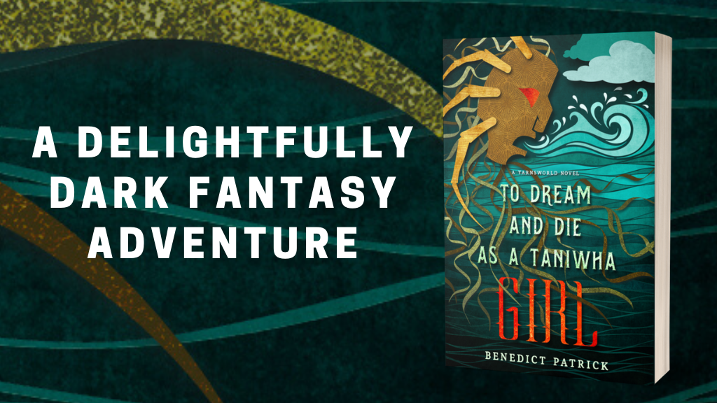 Fantasy novel: To Dream And Die As A Taniwha Girl project video thumbnail