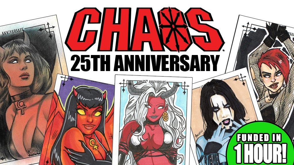 Celebrate 25 Years of CHAOS! project video thumbnail
