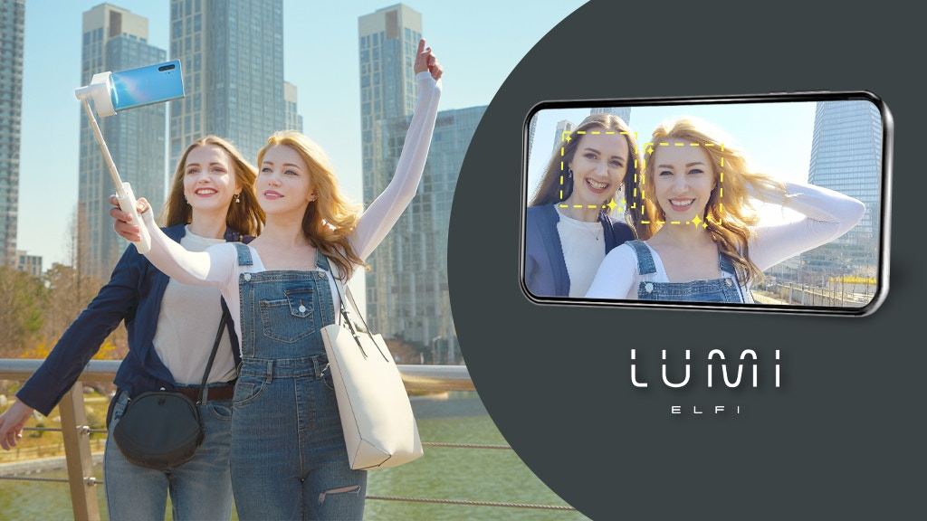 LUMI: Intuitive Selfie Grip With Auto Face Tracking project video thumbnail