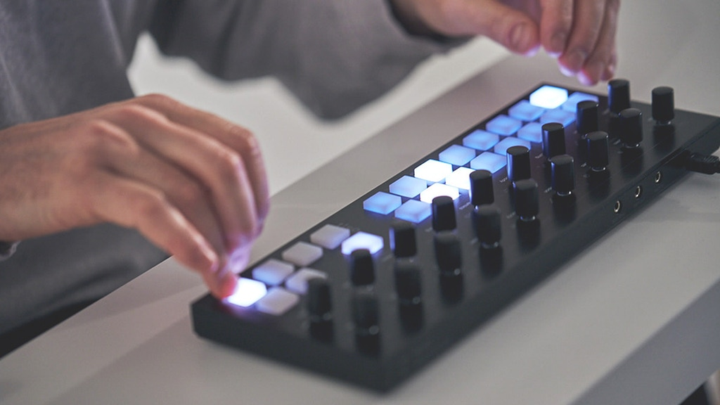 T-1: Expressive algorithmic midi sequencing project video thumbnail