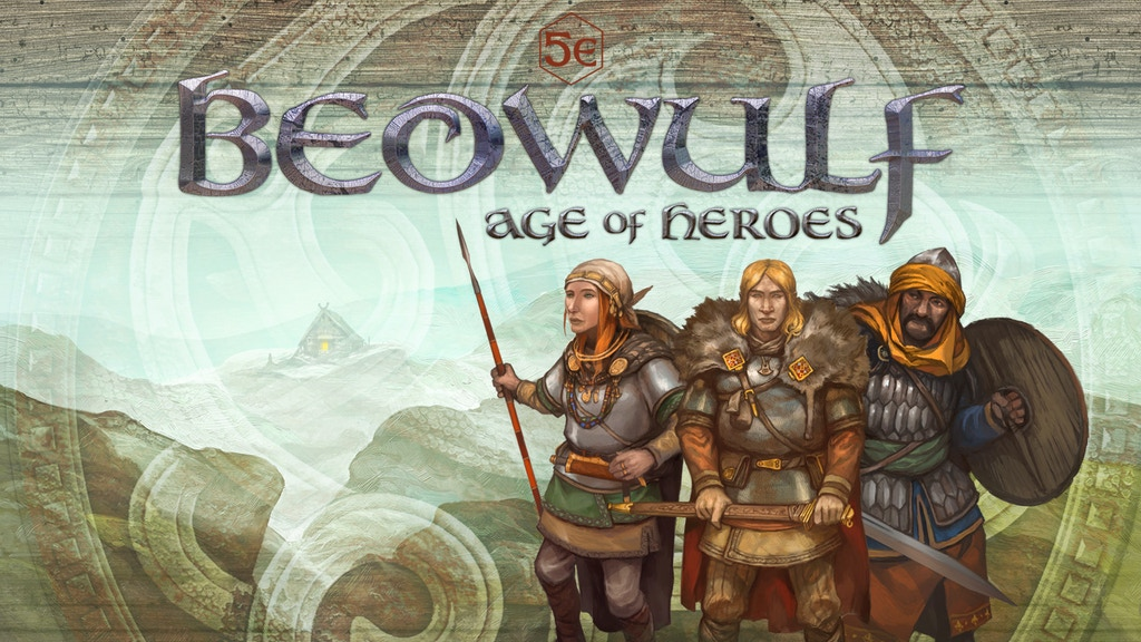 BEOWULF: Age of Heroes project video thumbnail