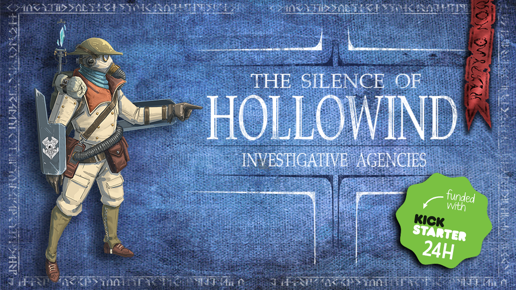 The Silence of Hollowind: Investigative Agencies project video thumbnail