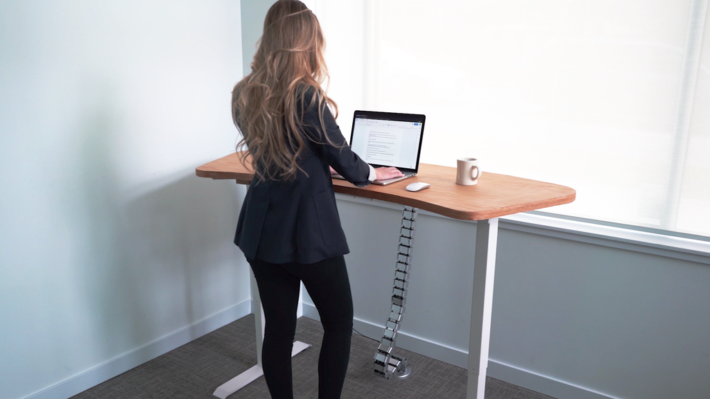 Ergonomyx: Smart Sit-and-Stand Desk project video thumbnail