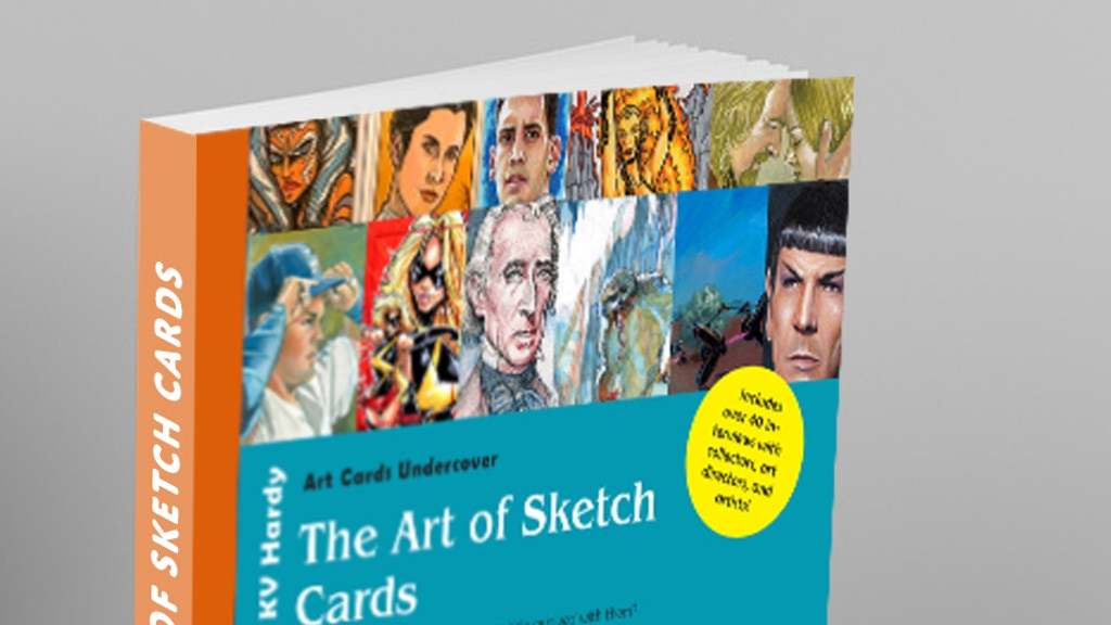 Project image for The Art of Sketch Cards (art cards undercover)