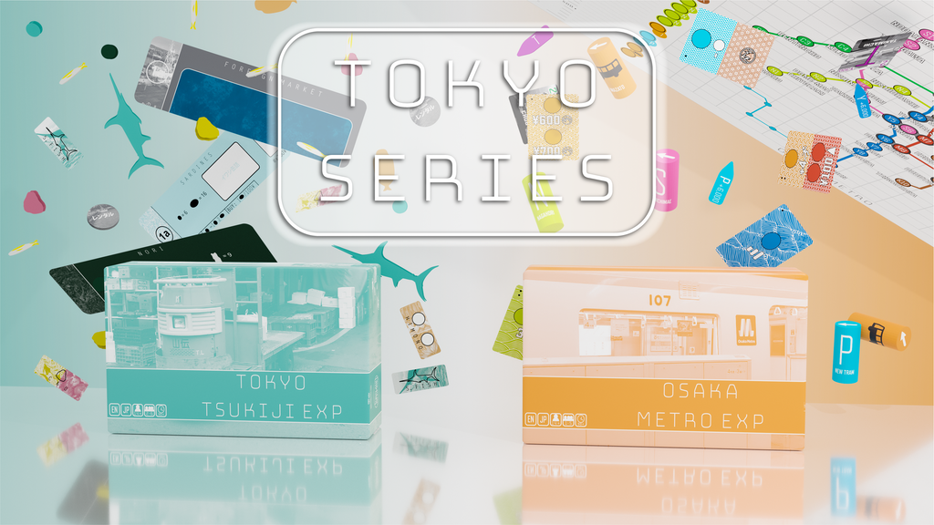 TOKYO SERIES: Expansions! project video thumbnail