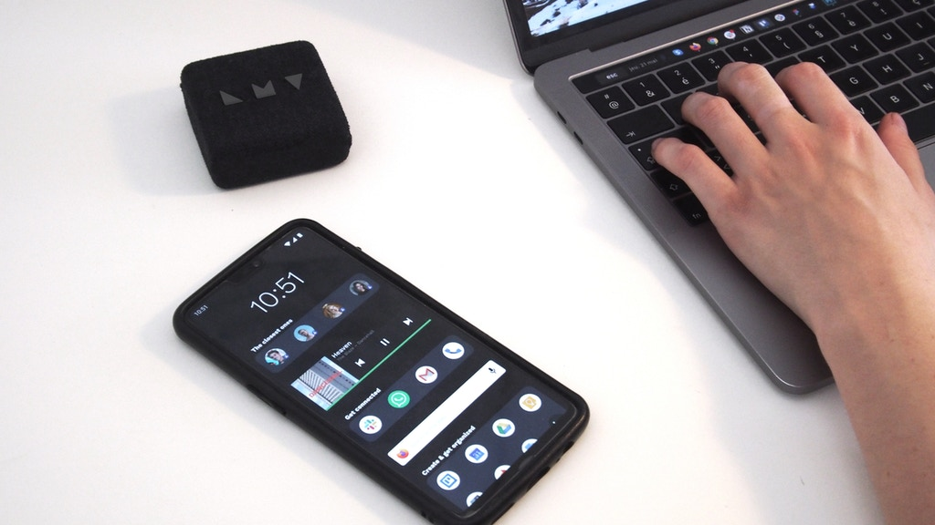 Totem by Let Me Think – Turn your phone into a work tool project video thumbnail