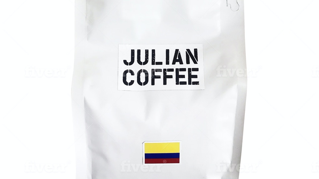 Julian Coffee - Organic Colombian Coffee