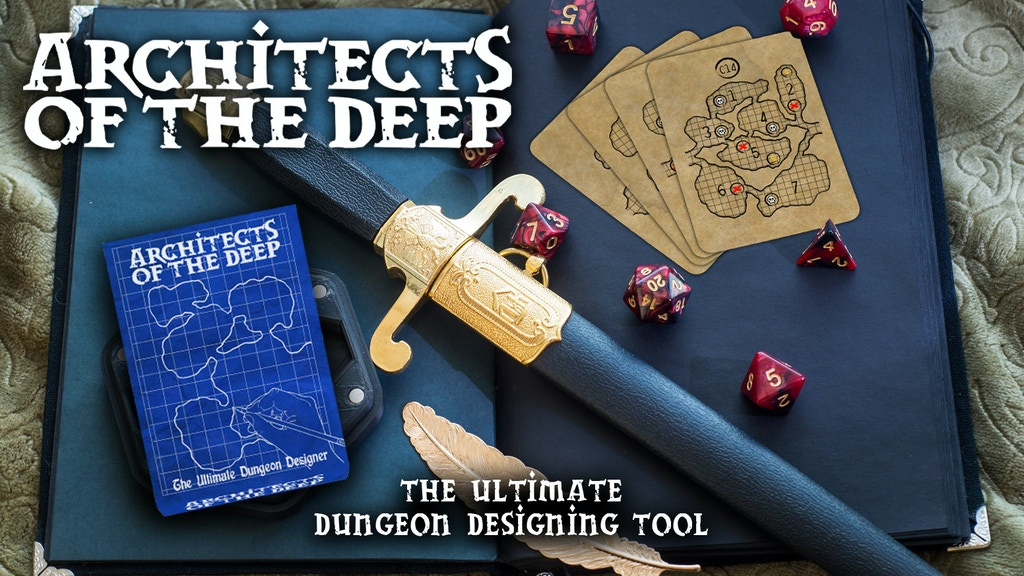Architects of the Deep project video thumbnail