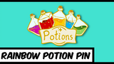 Rainbow Potion Pins by Express Your Fandom thumbnail