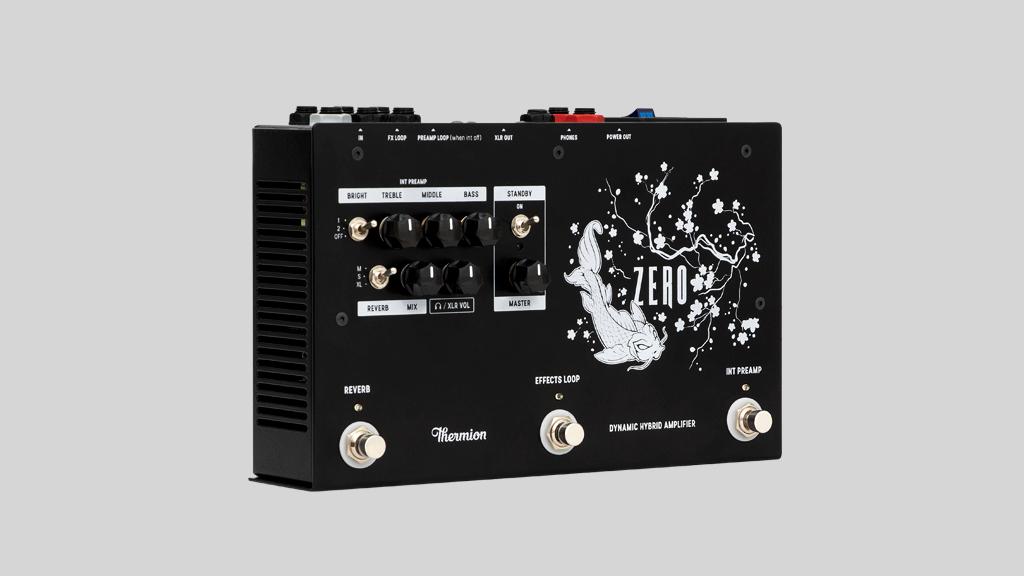 Thermion Zero - Dynamic hybrid amplifier project video thumbnail