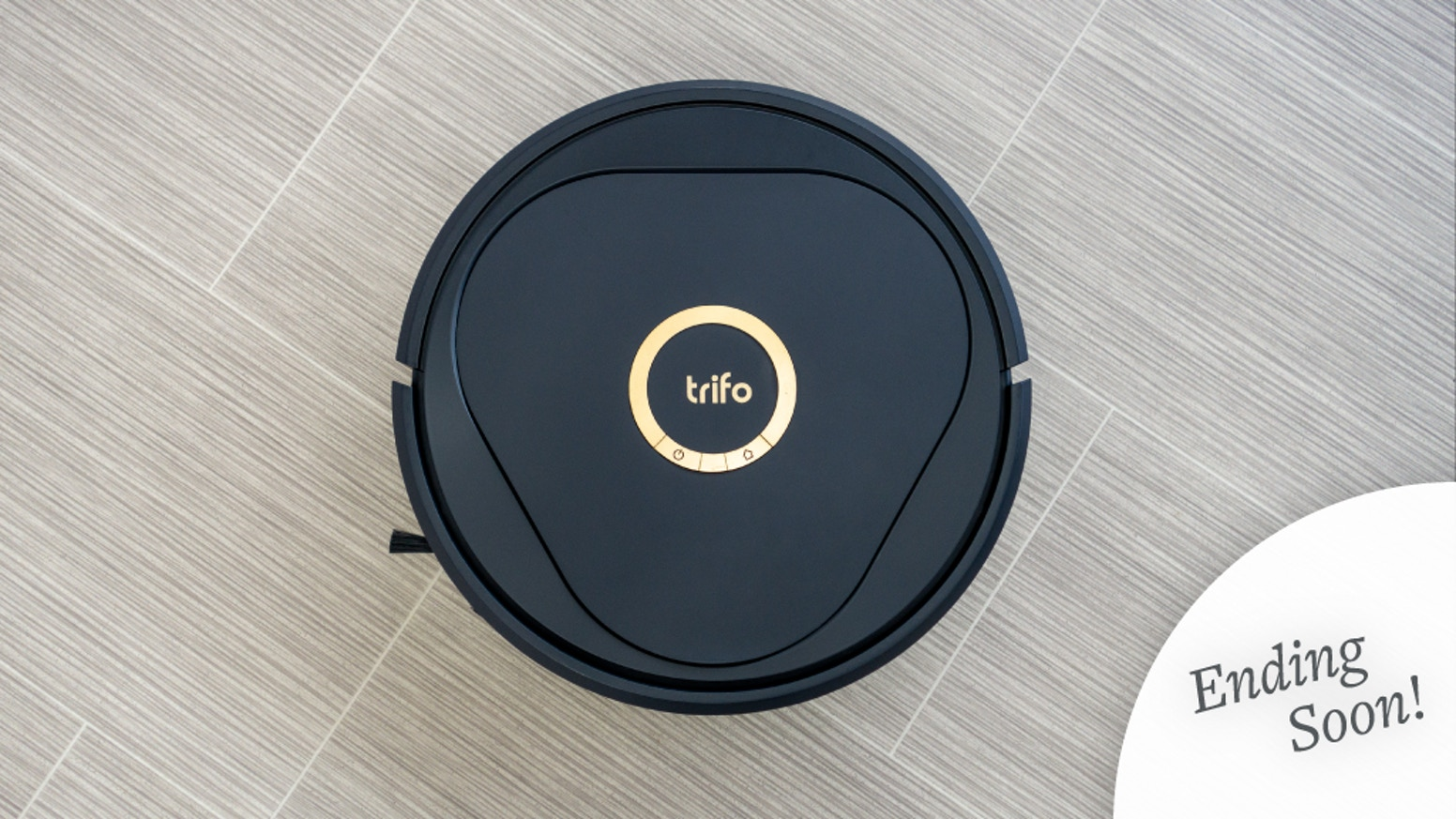 The First All-in-One Robot Vacuum & Mop with Intruder Detection
