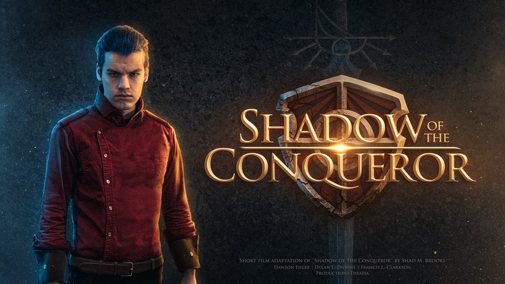 Shadow of the Conqueror project video thumbnail