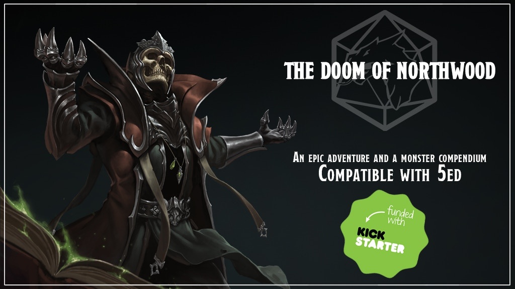 Project image for The doom of Northwood