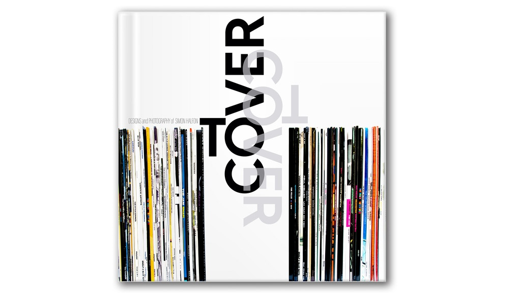 COVER TO COVER - the designs & photography of Simon Halfon project video thumbnail