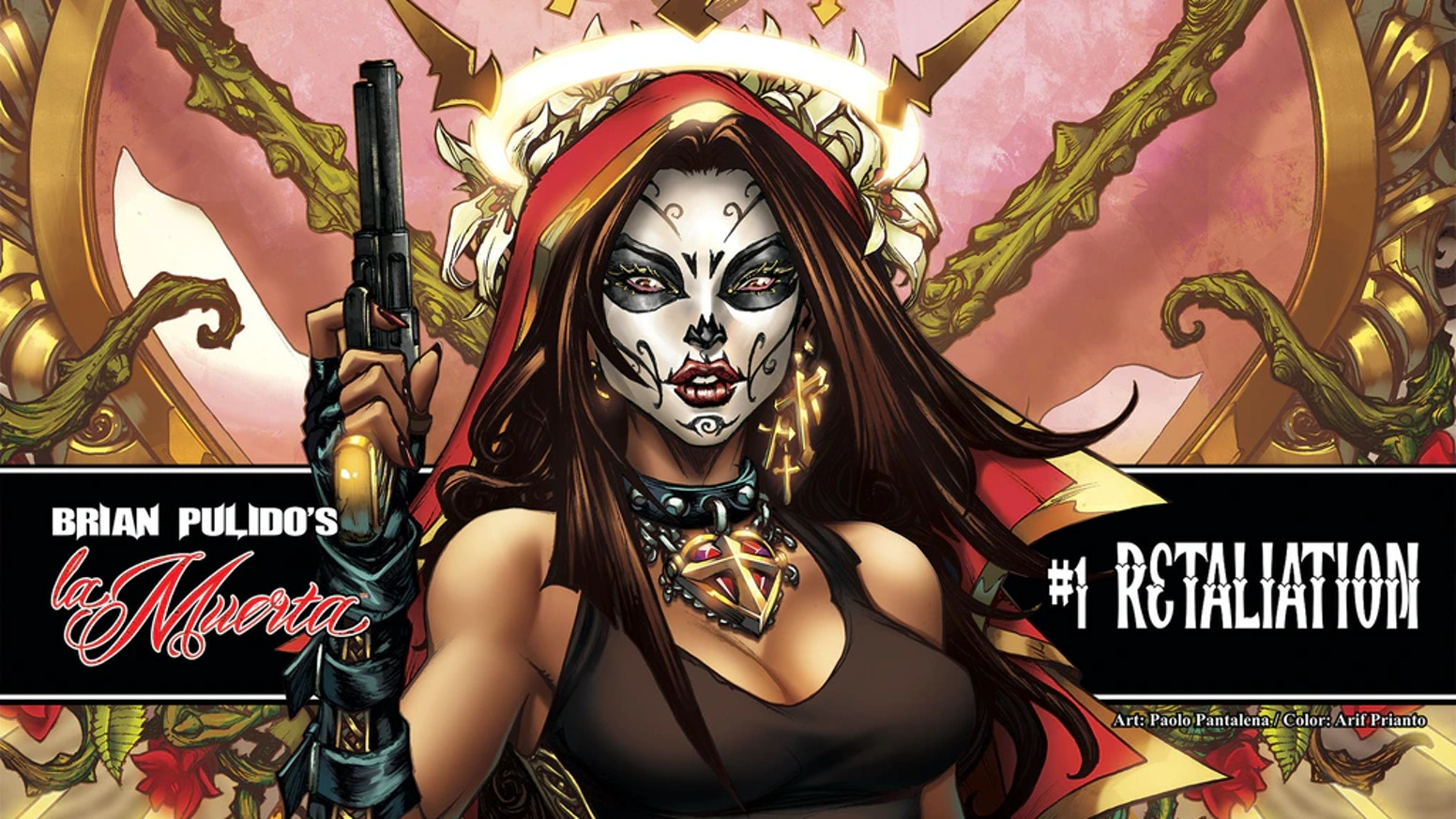 The climactic 6th chapter in the La Muerta saga! Funded! Thank you!