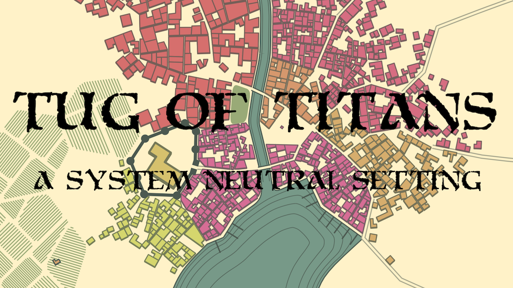 Project image for Tug of Titans: A System Neutral Setting