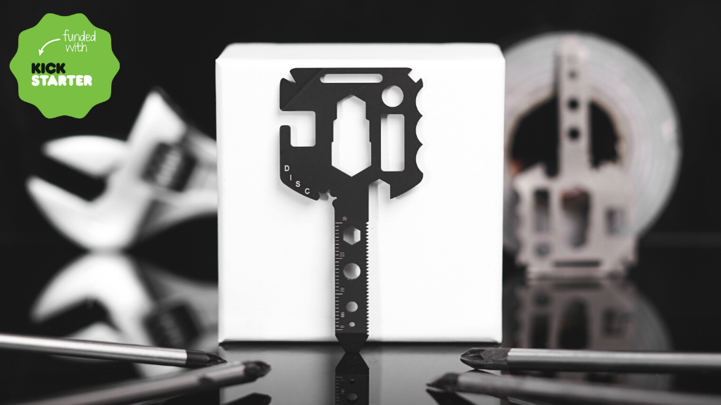 MultiKey | The Ultimate Highest-Grade Multitool Key project video thumbnail