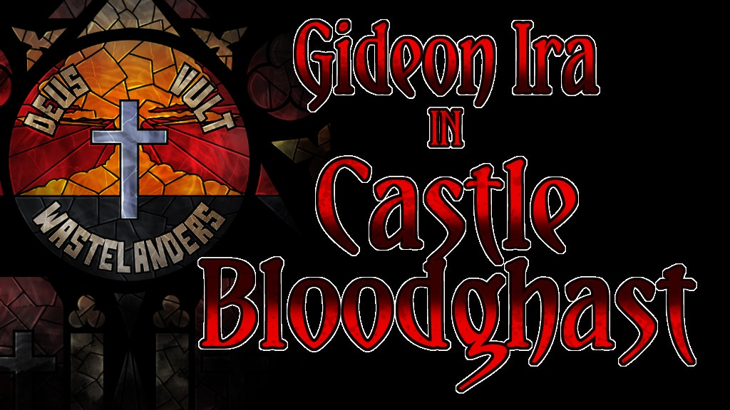 Gideon Ira in Castle Bloodghast - Adam Lane Smith