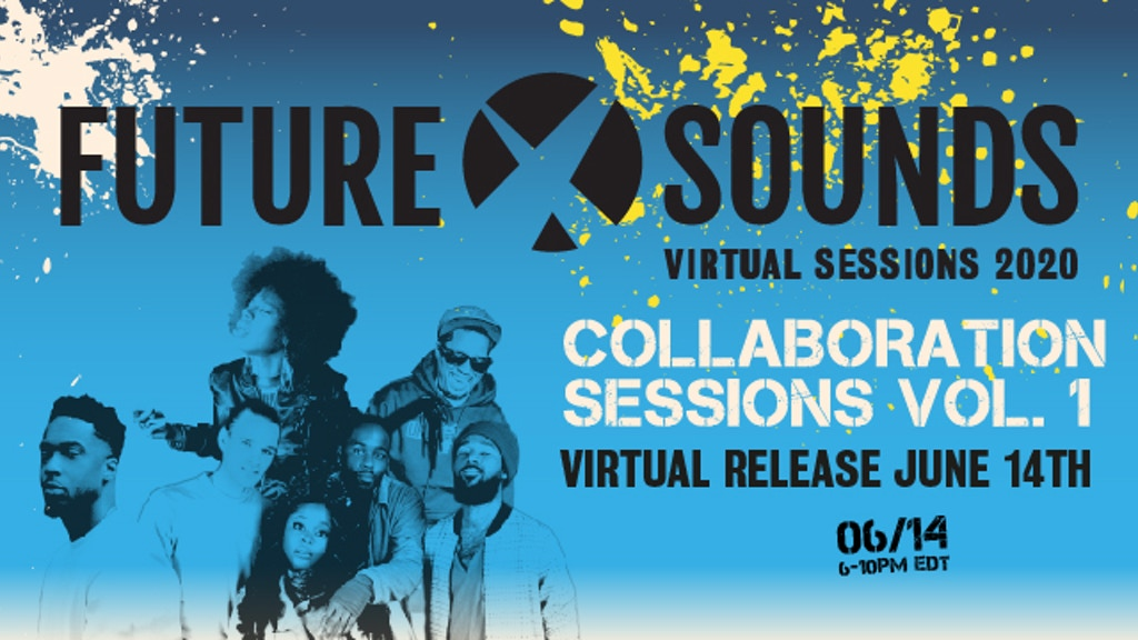 Future X Sounds: Virtual Sessions 2020 project video thumbnail