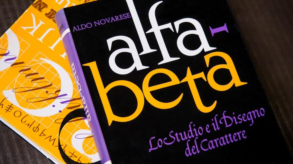 Aldo Novarese: Alfa-Beta project video thumbnail