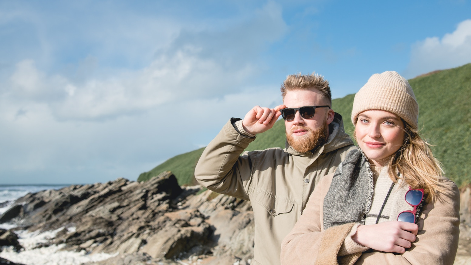 We create stylish, sustainable eyewear from rescued fishing nets and recycled plastic.
