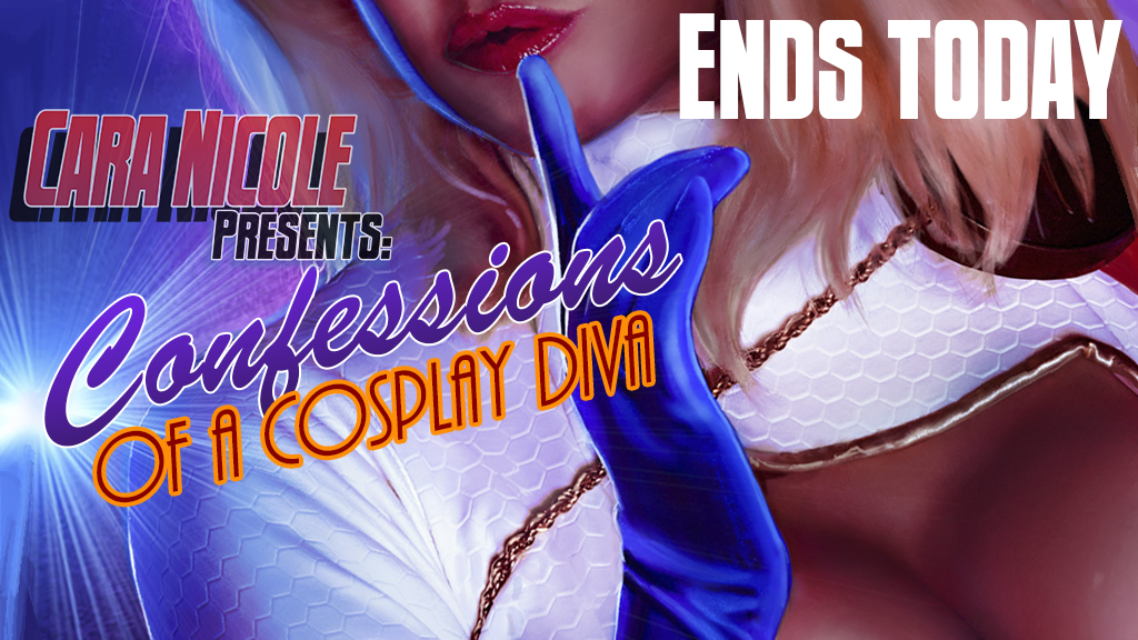 Confessions of a Cosplay Diva project video thumbnail