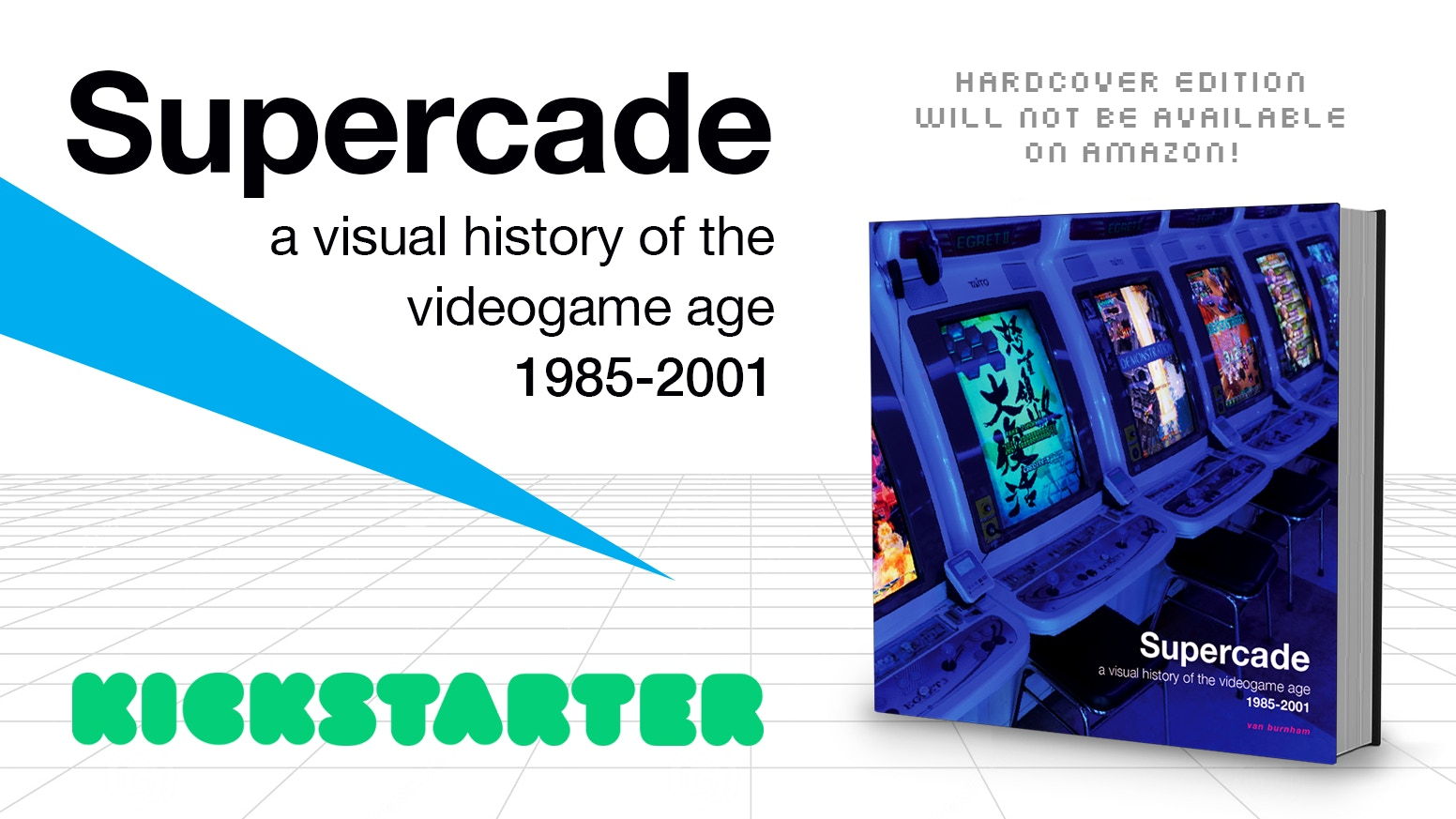 The sequel to Supercade, the first book to illustrate and document the history, legacy, and visual language of the videogame phenomenon