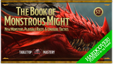 Book of Monstrous Might for 5E Dungeons & Dragons DnD RPG thumbnail