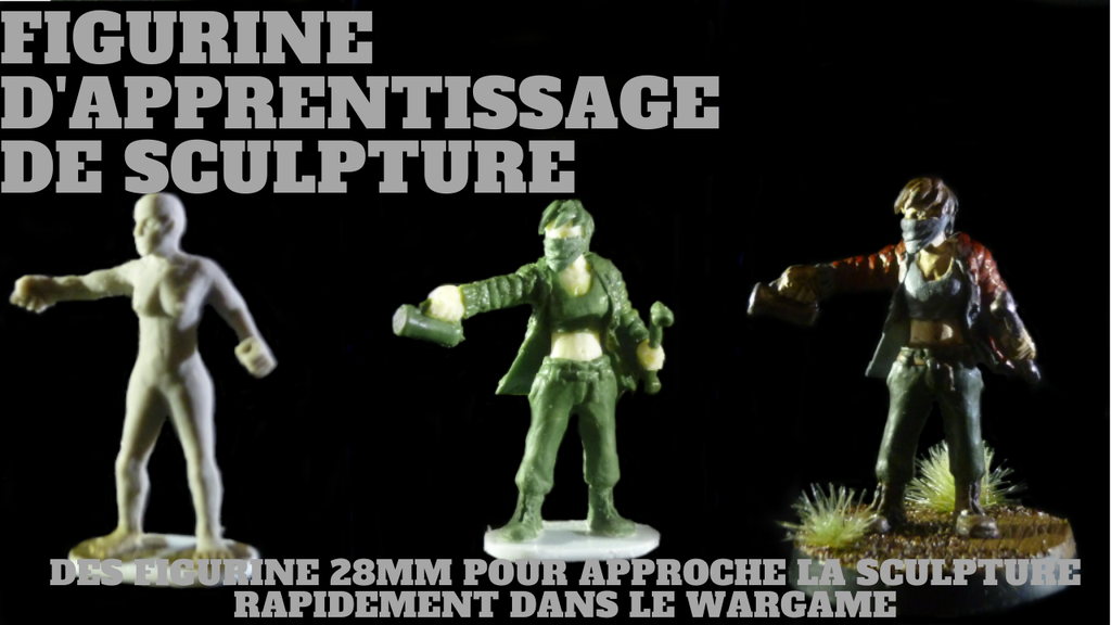 Project image for figurine d'apprentissage de sculpture (Canceled)
