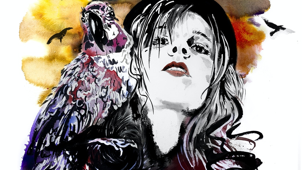 Project image for Musikvideo till Moa Piratens låt Diktarna och Dårarna