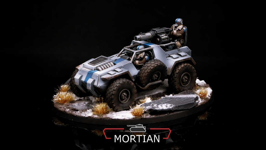 Mortian Buggies project video thumbnail